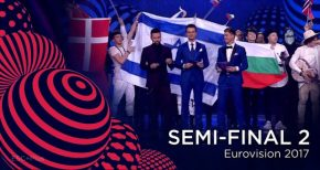 Vuelve a ver la 2ª semifinal de eurovisión2017