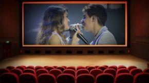 """Los cines """"Cinesa"""" retransmitirán en directo la final del Festival de Eurovisión2018"""